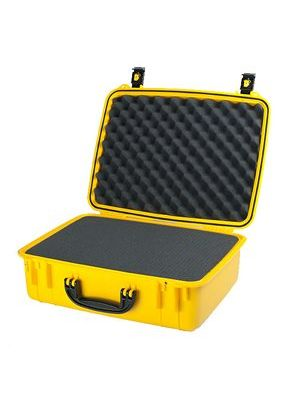 SERPAC SE720F Seahorse Protective Enclosure with Foam Insert (Yellow)