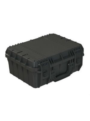 SERPAC SE630F Seahorse Foam Filled Case 17 x 14 x 7.5 Inches (Black)