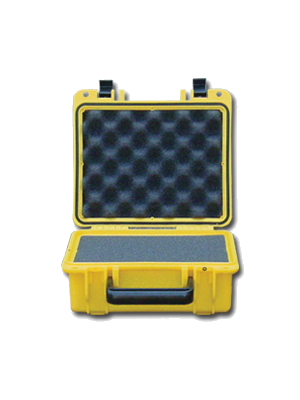 SERPAC SE300F Seahorse Protective Enclosure with Foam Insert (Yellow)