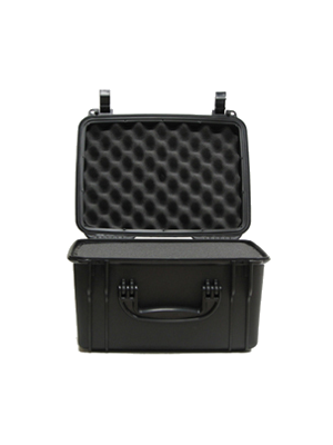SERPAC SE540F Seahorse Protective Enclosure with Foam Insert (Black)