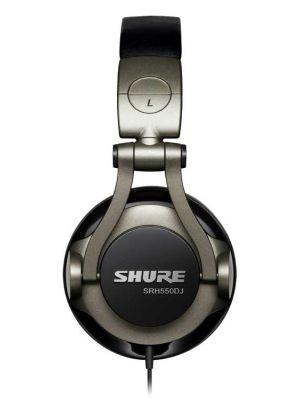 Shure SRH550DJ Professional DJ Headphones