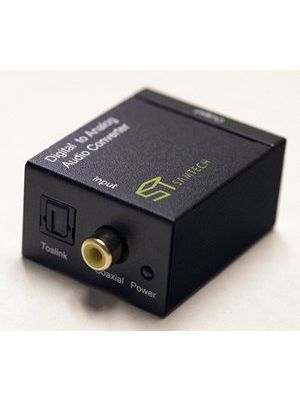 Samtech ST-DAAC Digital to Analog Audio Converter w/ Toslink and S/PDIF