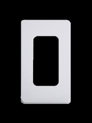NuBryte SS05 Single Gang Wall Plate