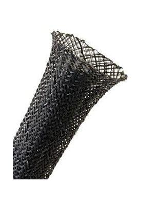 TechFlex NSN2.00 BK Flexo Non-Skid Expandable Sleeving, 2