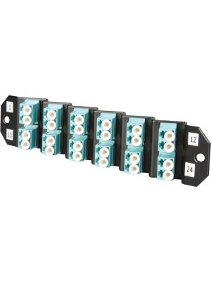 Commscope ADC TFP-24APLQ2 24-fiber Multimode Left Angle Preloaded Adapter Pack