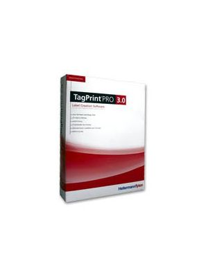 HellermannTyton TagPrint Pro 3.0 Label Creation Software (Upgrade Only)