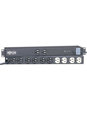 Tripp Lite IBR-12 12 Outlet Rackmount Isobar Surge Suppressor
