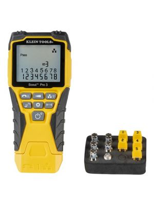 Klein Tools VDV501-851 Scout Pro 3 Tester Starter Kit