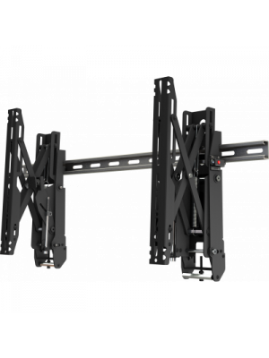 Crimson AV VWG3U Unistrut Video Wall Mount w/8 Alignment Points Push/Pop Technology