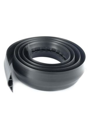 Wiremold by Legrand BK1600-10 Floor Black Cord Guard