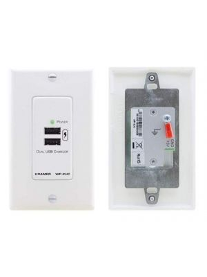 Kramer WP-2UC Active Wall Plate - USB Charger