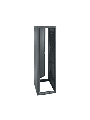 Middle Atlantic WRK-44SA-27 27-Inch Stand Alone Rack w/ Door (44RU)