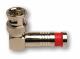 Platinum Tools 18043 RG59 BNC Rt. Angle SealSmart Coaxial Compression Connector (3 Pack)