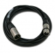 NoShorts Male to Female XLR Cable (5 FT)