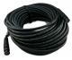NoShorts 1505FBNC100BLK HD-SDI Flexible BNC Cable (100 FT - Black)