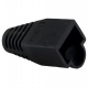 Platinum Tools 100034BK-BG RJ45 Boot - 7.0 mm Max OD - Black (25 Pack)