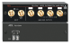 Radio Design Labs RU-VDA4 NTSC/PAL Video Distribution Amplifier ‐ 1x4 ‐ BNC
