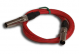 Commscope ADC R2VX Red Standard Video Patch Cord (2 FT)
