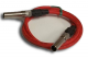 Commscope ADC R3VX Red Standard Video Patch Cable (3 FT)
