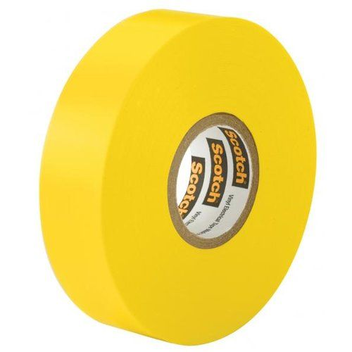 3m 1 1/2 inch masking tape yellow