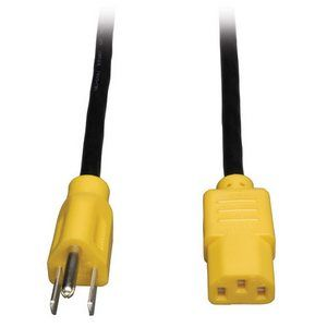PC Universal Power Cord Power Cable 4 ft