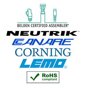 Custom Fiber Brands at Pacific Radio Electronics