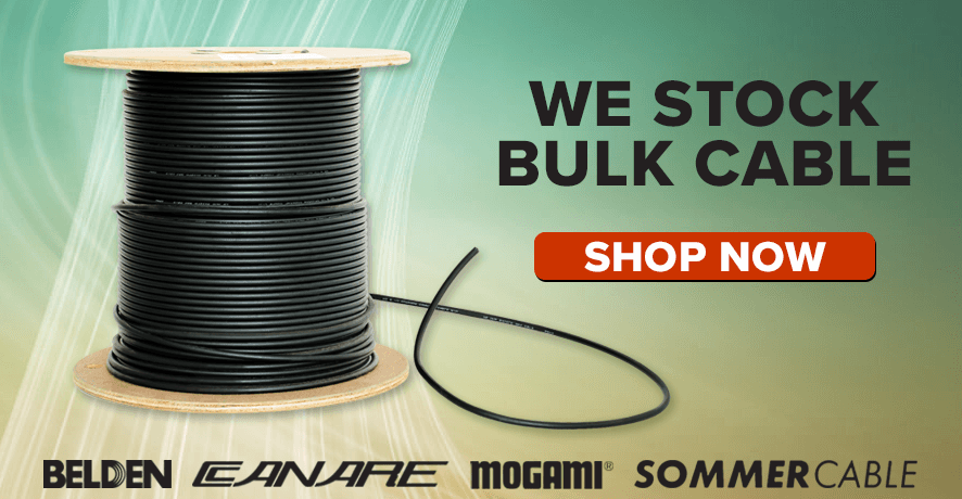 Bulk Cable Products at Pacific Radio Electronics