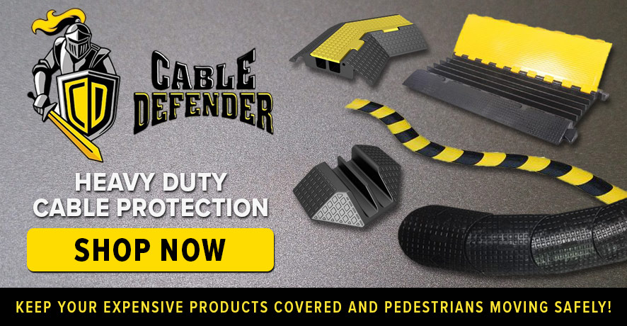 Cable Defender Products at Pacific Radio Electronics
