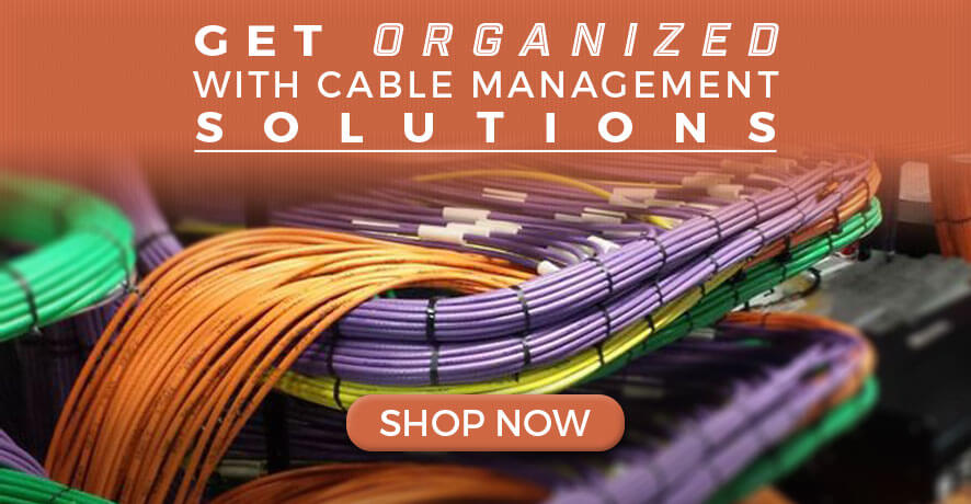 Cable Management Products at Pacific Radio
