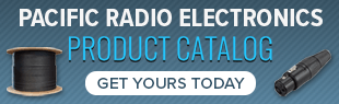 Pacific Radio Electronics Product Catalog