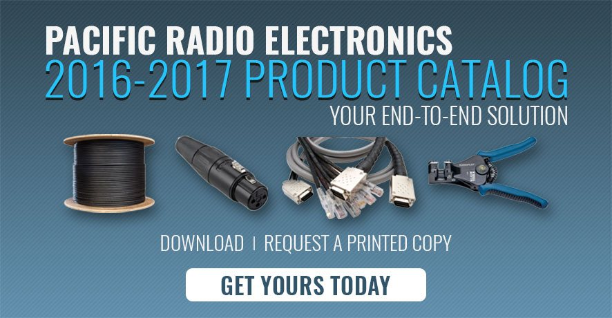 Pacific Radio 2016-2017 Product Catalog