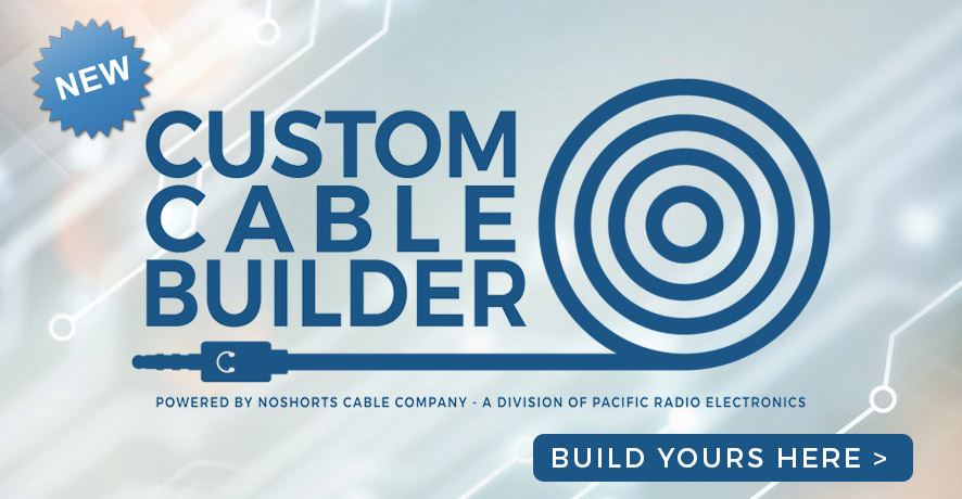 Custom Cable Builder Powered by NoShorts Cable Company
