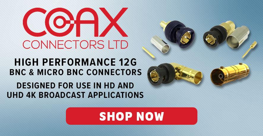 Coax Connectors LTD at Pacific Radio Electronics