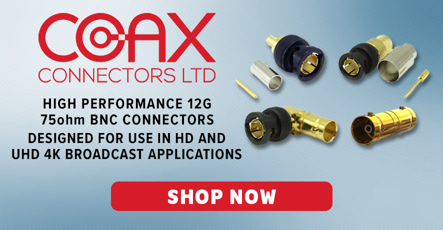 Coax Connectors Products at Pacific Radio Electronics