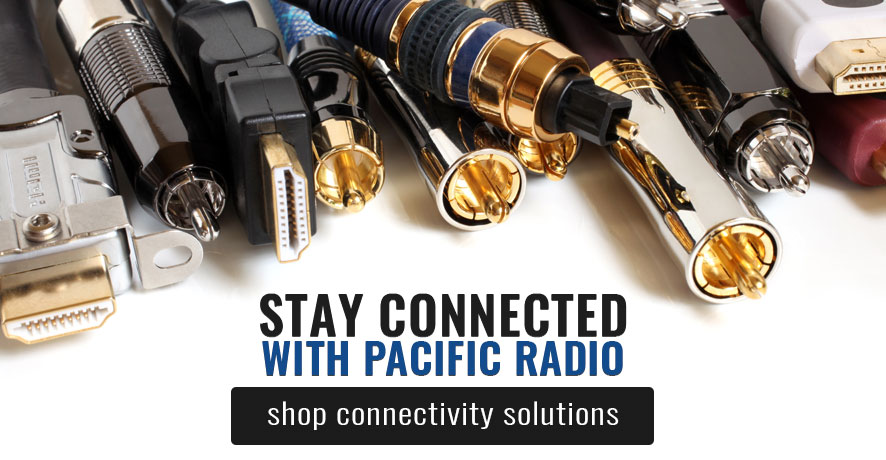 Stay Connected with Pacific Radio