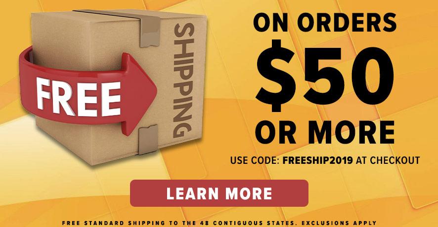 Free Shipping at Pacific Radio Electronics