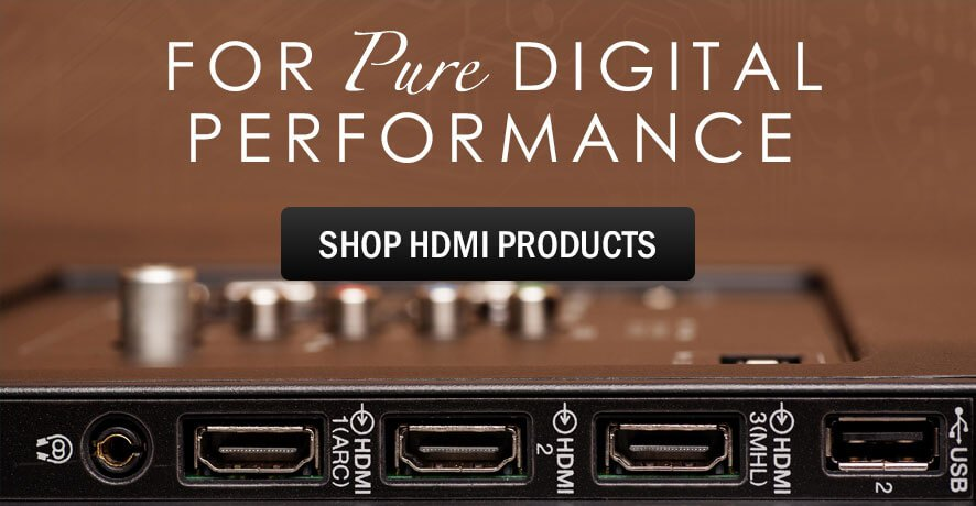 HDMI Products at Pacific Radio