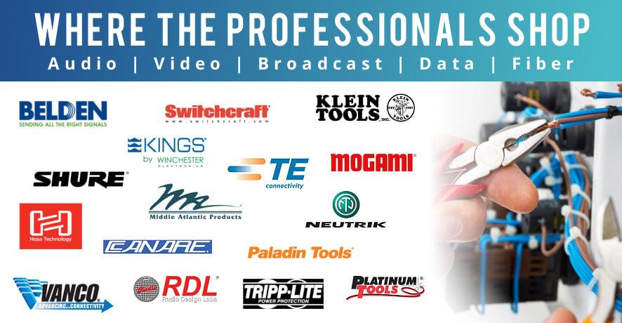PacRad.com - Where The Professionals Shop