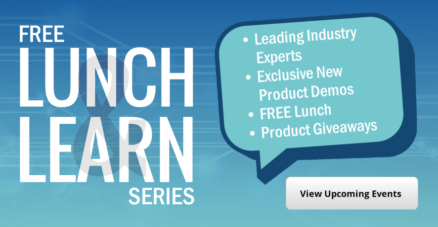 Lunch & Learn Events at Pacific Radio