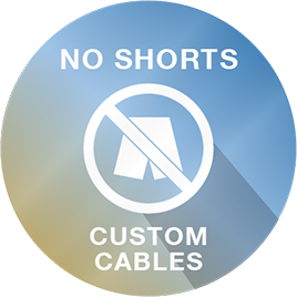 NoShorts - Custom Cables