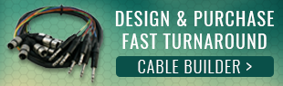 Custom Cable Builder at Pacific Radio Electronics