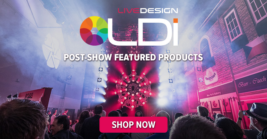 LDI Show 2017 Featured Products at Pacific Radio Electronics