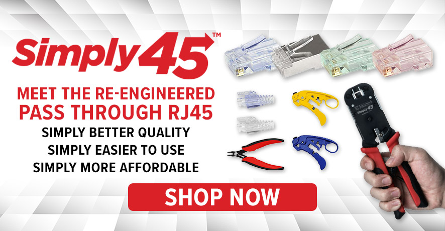 Simply45 Products at Pacific Radio Electronics