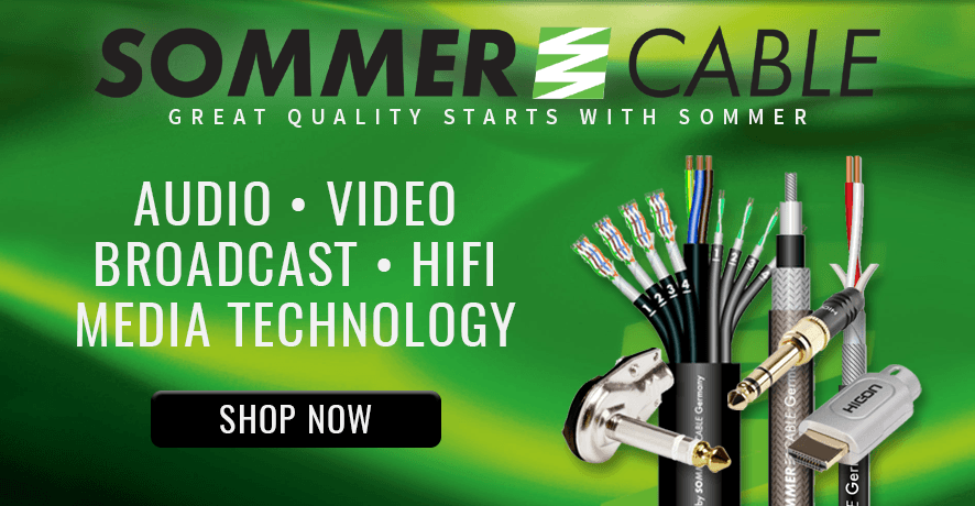 Sommer Cable at Pacific Radio Electronics