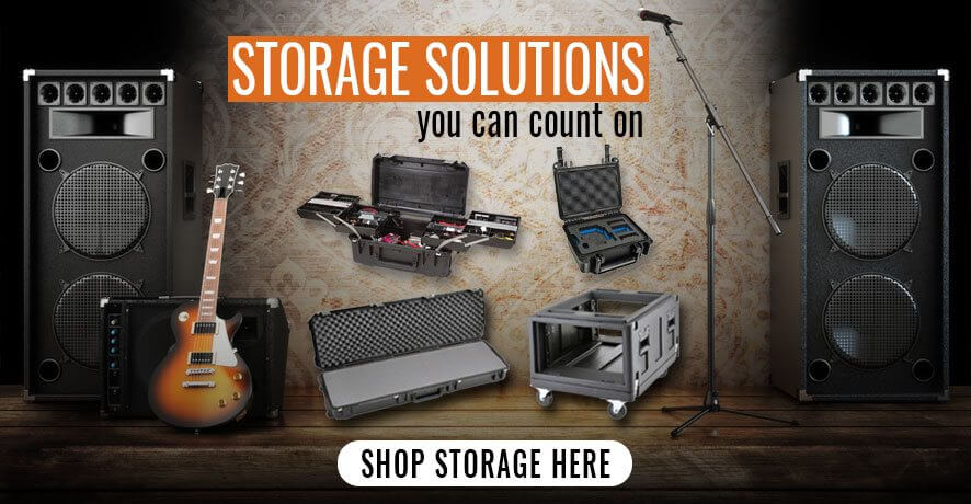 Storage Solutions You Can Count On at Pacific Radio