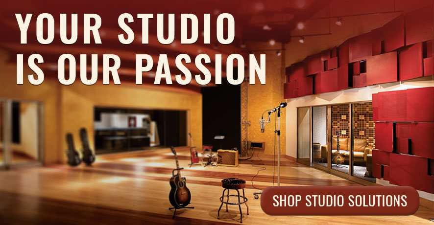 Studio Solutions For All Your Production Needs
