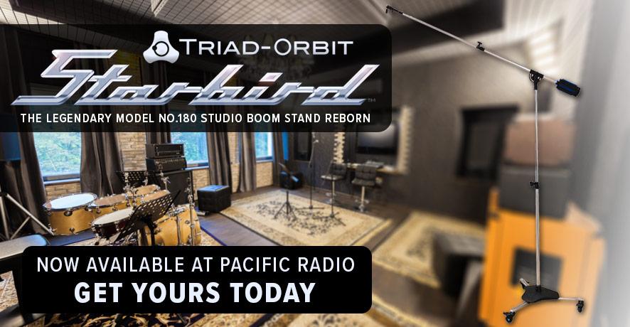 Triad-Orbit Starbird SB-1 at Pacific Radio Electronics