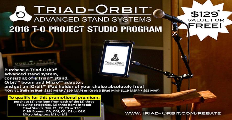Triad-Orbit Vendor Day at Pacific Radio
