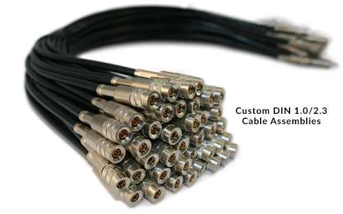Custom DIN Cables - NoShorts Cable Company