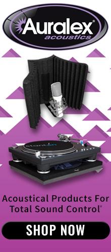 Shop Auralex Acoustics at Pacific Radio Electronics